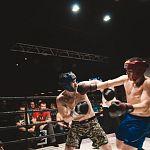 Самбисты, кикбоксёры и мастера муай-тай сошлись на ринге в Великом Новгороде