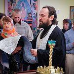 В реабилитационном центре в Юрьеве освятили церковь