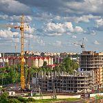 За 10 месяцев в Новгородской области построили 36 многоквартирных домов