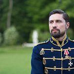 Дима Билан радуется победе на кинофестивале «Вече»