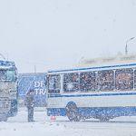 «Росавтодор» из-за снегопада взял трассы Новгородской области под особый контроль