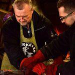 Новгородский зоолог Андрей Коткин неожиданно приобщился к оружейному искусству уральских мастеров