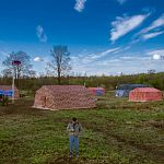 После 300 шагов на торгах по продаже земли в Поддорском районе победитель решил её не покупать