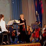 Музыкальная школа имени Рахманинова приглашает новгородцев на юбилейный концерт своего педагога по классу скрипки