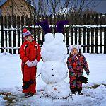 Конкурс «Парад снеговиков» продлевается по просьбам читателей