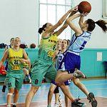 Баскетболистки «Спарты» нанесли поражение питерскому «Спартаку»