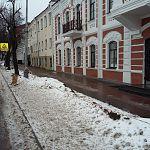 В Великом Новгороде ликвидировали незаконную парковку на Большой Московской