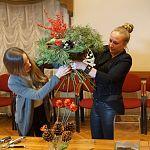 В Музее изобразительных искусств готовятся к Зимним балам