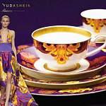 В Великом Новгороде теперь можно купить посуду от Валентина Юдашкина
