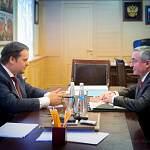 Врио губернатора и мэр встретились