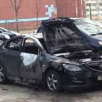 У новгородца в Петербурге угнали сгоревшую четыре года назад машину