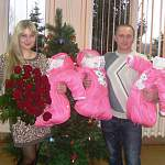 В 2016 году в Новгородской области родилось 85 двоен и две тройни