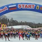 Ксения Конохова вошла в тройку лучших на крупнейшем в России лыжном марафоне
