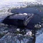 В провалившейся под лёд «Оке» погиб рыбак