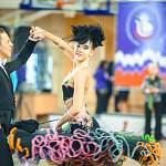 В Великом Новгороде состоялись соревнования по спортивным бальным танцам (фоторепортаж)