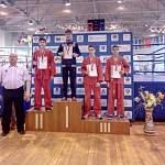 Новгородец завоевал бронзу на юношеском первенстве страны по универсальному бою