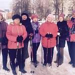 Врач из Боровичей стала инструктором скандинавской ходьбы международной Федерации ONWF