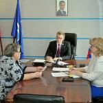 Жительница Борков обратилась к сенатору Алексею Костюкову за содействием в создании детского спортивного клуба