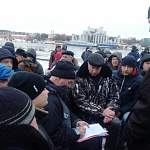 На «народном сходе» в Великом Новгороде будут говорить о рыбе в Ильмене и стеле в Старой Руссе