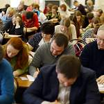 Тотальный диктант-2017 в Великом Новгороде. Как это было