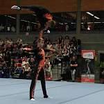 Новгородцы завоевали серебро на этапе Кубка мира по спортивной акробатике