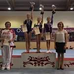 Новгородская гимнастка завоевала серебро на юниорском первенстве России