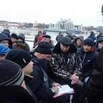 В Великом Новгороде рыбаки вновь проведут митинг в защиту озера Ильмень