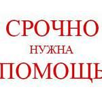 Жительнице Новгородской области в Петербурге срочно нужна кровь