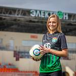Первая в истории Мисс ФК «Тосно» - представительница Великого Новгорода!
