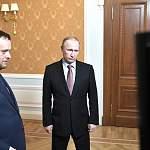 Андрей Никитин рассказал президенту о «возможностях и ограничениях», которые есть вНовгородской области