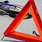Несовершеннолетний велосипедист получил перелом позвоночника в ДТП на проспекте Мира