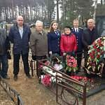 В Новгородской области почтили память следователя Васюковича