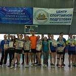 «Спартанские» бадминтонисты на открытом Кубке области были на высоте