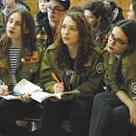 Комсоставы новгородских студенческих отрядов прошли трехдневную школу