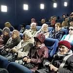 Слабовидящие жители Великого Новгорода посмотрели фильм «Экипаж»