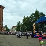 Площадь в Старой Руссе реконструирует компания, которая ремонтировала адмиралтейство и Петропавловку