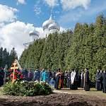 В Хутынском монастыре простились со старейшей монахиней