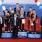 Новгородские братья-акробаты завоевали бронзу на чемпионате России