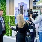 Новгородская делегация участвует в Петербургском международном экономическом форуме