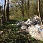 Фотофакт: мусорные горы