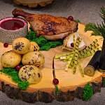 На конкурс «Русский шеф» участники приготовили алтайского марала, брянского бычка и донского толстолоба