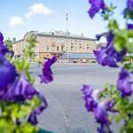 Фотофакт: Великий Новгород готовится к празднику