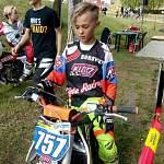 На европейском чемпионате по мотокроссу боровичский гонщик занял второе место