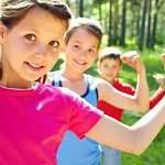 Школьный лагерь – территория здоровья!