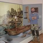 Михаил Пореченков посетил Боровичский музей