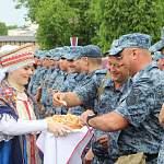 Более 100 полицейских вернулись с Северо-Кавказской командировки