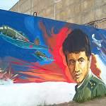 Новгородцев вновь радует граффити на тему ВОВ