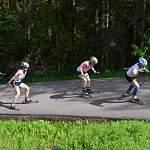 Новгородская «Спарта» поборолась за Кубок России по лыжероллерам