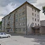 Сегодня на Большой Московской горела комната на первом этаже многоквартирного дома
