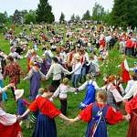 В субботу в Великом Новгороде пройдет фестиваль народной игровой культуры